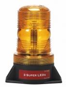 CTO15N-LED-110V Multi Voltage LED Amber Strobe Lights